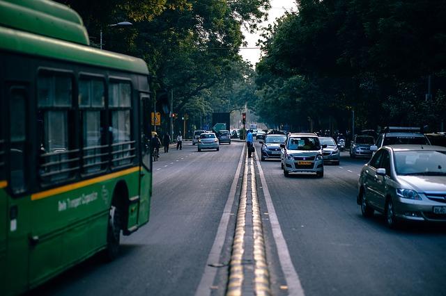 Met welk voertuig reis jij naar je werk?